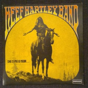 Keef Hartley Band -The Time Is Near