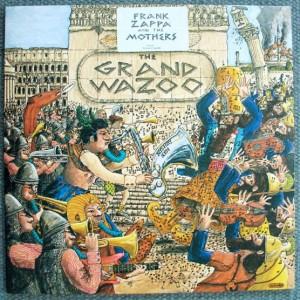 Frank Zappa LP